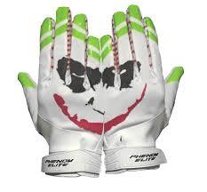 Flag Football Gloves Batting Gloves Why So Serious U2013 Phenom Elite Brand