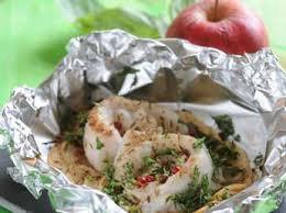 cuisiner du merlan papillotes de merlan facile recette sur cuisine actuelle