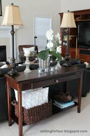 Ideas For Sofa Tables 28 Best Sofa Hall Tables Images On Pinterest Console Tables