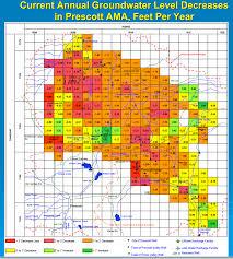 Arizona Aquifer Map by Maps