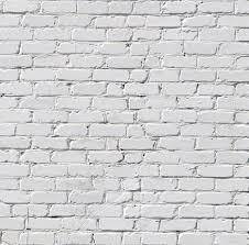 photo backgrounds white brick wall fabric backdrop