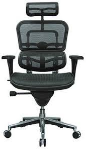 ergohuman high back mesh chair review