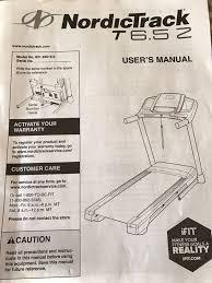 Tpl 308e2k Treadmill Nordictrack Ts6 5z Beauty U0026 Health In Kissimmee Fl