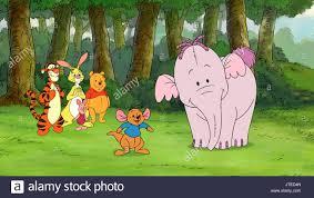 tigger rabbit piglet winnie pooh roo u0026 lumpy pooh u0027s heffalump