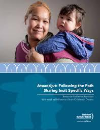 publications ottawa inuit children