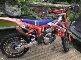 motocross bikes road legal honda crf 250 2011 clean bike road legal v5 in walton