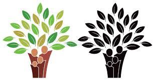 family tree logo stock vector illustration of company 30535857