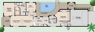 house plans with a courtyard 56 luxury courtyard home plans house floor plans house floor plans