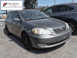 used lexus in toronto used 2005 toyota corolla le for sale in toronto ontario carpages ca