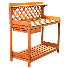 potting tables for sale potting bench garden outdoor wooded work bench table scheme of