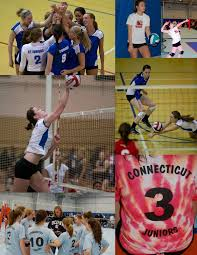 Connecticut travel programs images Ct sports center girls volleyball jpg