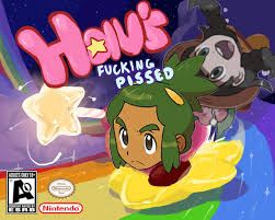 Know Your Meme Pokemon - hau s fucking pissed moon images pokémon and pokemon stuff
