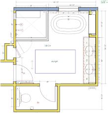 master bathroom design layout floor plans best designsmaster