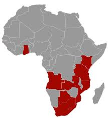 Kenya Africa Map by Our Locations Relocation Africa