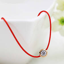 bracelet with red string images Fatpig brief style 2pcs lucky natal red string hand rope simple jpg