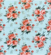 decorative paper decoupage napkins roses pattern on the blue luncheon decorative