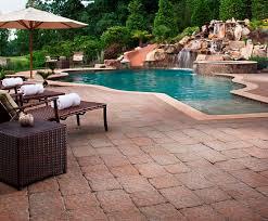 Swimming Pool Backyard Designs by 27 Best Pool U0026 Brick Designs Images On Pinterest Backyard Ideas