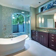 Bathroom With Open Shower Open Concept Bathroom Showers Can You Embrace This Design Idea