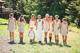 bridesmaid dresses with cowboy boots wedding dresses with cowboy boots dresses trend