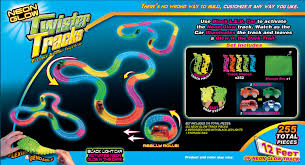 as seen on tv light up track twister tracks qvc flexible assembly neo tracks neotrax mindscope