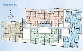 shopping center floor plan plama oceanic mangalore plama developers property apartments flats