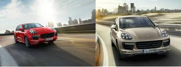 porsche cayenne models comparison porsche cayenne gts vs 2016 porsche cayenne turbo comparison