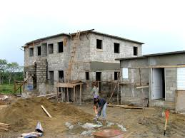 habitat builds hurricane proof concrete block homes in the