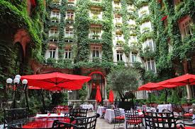 hotel pershing hall paris places pinterest hall france
