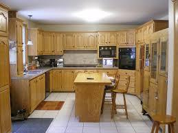 armoire de cuisine bois armoire cuisine bois modele cuisine integree cuisines francois