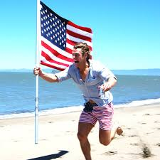 American Flag Workout Shorts The U0027mericas Chubbies American Flag Shorts For Men