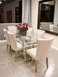dining room exciting interior chair design with cozy parsons