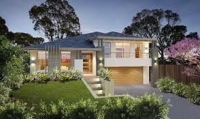 modern split level house plans modern split home designs brilliant design ideas