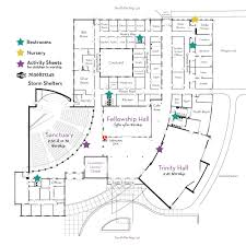 Amphitheater Floor Plan by Facilities Zion Lutheran Church