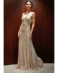 gold wedding dresses fall 2012 bridal fashion week martha