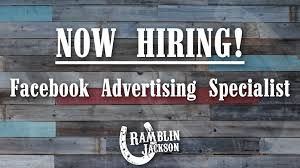 Ppc Specialist Resume Job Opening Facebook Advertising Specialist