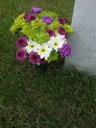 cemetery flowers birthday flower bouquet fort snelling cemetery flowers