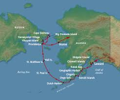 Alaska traveling insurance images Alaskan expedition cruise and tour along the bering sea jpg