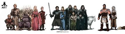 game of thrones by shyree on deviantart