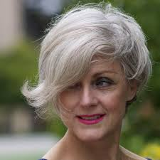 ideas about hairstyles for white haired women cute hairstyles