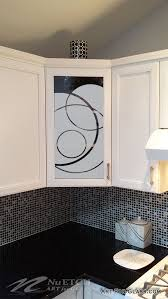 used kitchen glass cabinet doors glass in kitchen cabinet doors can be a place for