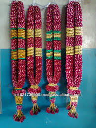 flower garlands for indian weddings garlands buy flower garland indian wedding