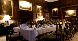 castle dining room crom castle historic irish castle to stay in ltr