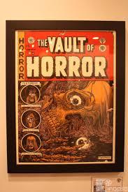 mondo presents tales from the crypt u0026 ec comics tribute show