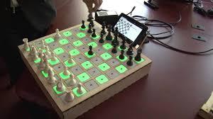 team elo smart chessboard msoe senior design 2014 youtube