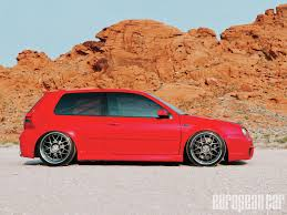 car volkswagen side view 2004 vw r32 rocky mountain r european car magazine