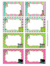 New Years Classroom Decorations by New Year U0027s Classroom Decor Bin Tag Labels By Pink Posy Paperie Tpt