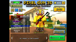 pixel gun 3d how to color your name youtube