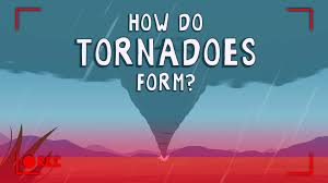 How How Do Tornadoes Form James Spann Youtube