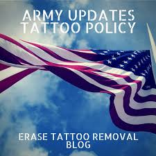 más de 25 ideas increíbles sobre army tattoo policy en pinterest