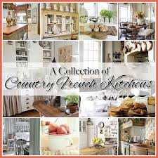 Cottage Style Kitchens Designs Best 25 French Kitchens Ideas On Pinterest French Country